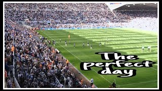 The perfect day | Newcastle v West Ham