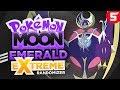 Pokemon Moon Emerald Extreme Randomizer: GBA Rom Hack With Gen 7 (2018)