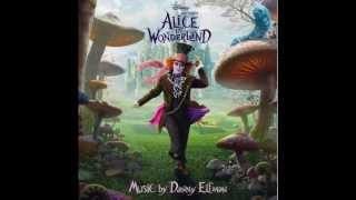 Alice in Wonderland (2010) OST - 17. The Dungeon