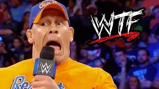 WTF Moments: WWE SmackDown (July 25, 2017)