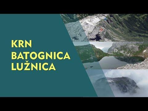 KRN - BATOGNICA - LUŽNICA (krožna pot)