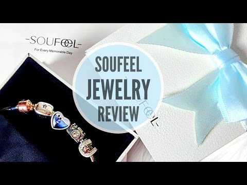 SOUFEEL Jewelry Review | 2016
