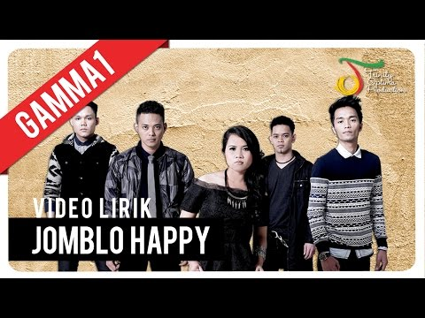Gamma1 - Jomblo Happy | Official Video Lirik - Trinity Optima Production