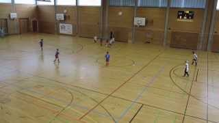 preview picture of video 'FC Ludwigsvorstadt München -- TSV Solln F5'