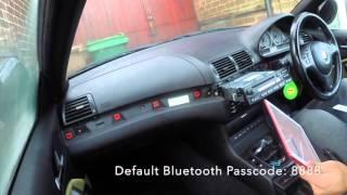 Dension Gateway Lite BT Bluetooth USB Aux Installation Tutorial 2006 BMW E46 M3 HD