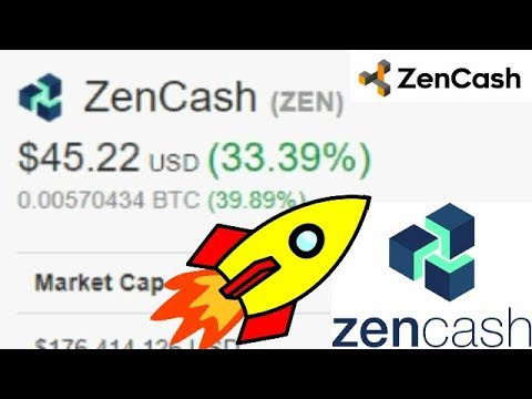 ZenCash (ZEN) Showing Signs It Could Dominate All Cryptocurrencies