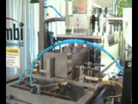 2-EZ HS DP Water Bottles High Speed Drop Packer
