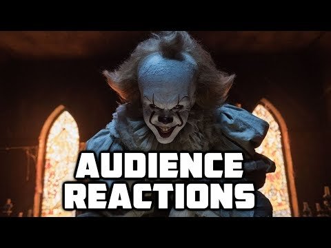 Download Stephen Kings IT Chapter 1 {RE-POST SPOILERS}: Audience Reactions | September 9, 2017 HD Mp4 3GP Video and MP3