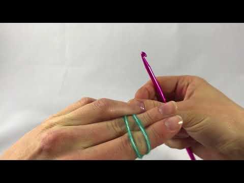 Einfache Methode Für Den Magischen Ring Fadenring Häkeln