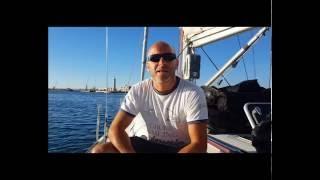 Cruise Sails Underwater - Croazia 2016