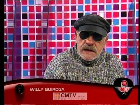 Vox Dei video Entrevista a Willy Quiroga - CM Rock 2012