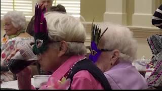 Hattiesburg seniors celebrate masquerade prom
