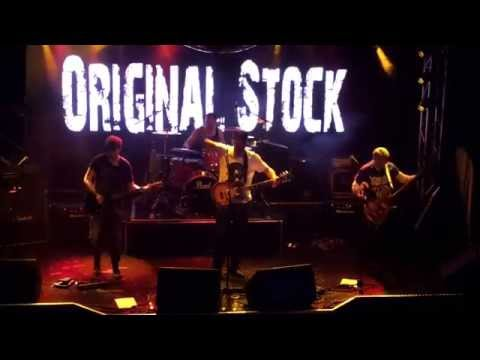 Original Stock - Trust | Performed live @Sticky Fingers in Gothenburg 2014-06-13
