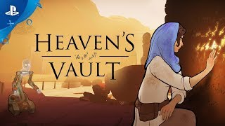 Picture of a game: Heaven's Vault