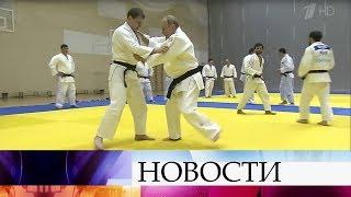 Владимир Путин в Сочи провел обстоятельный разговор о будущем дзюдо и других видов спорта.