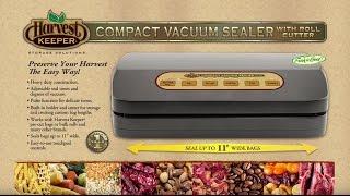 Harvest Keeper® Compact Vacuum Sealer