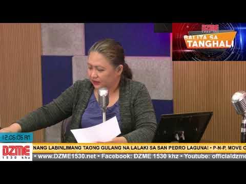Balita sa Tanghali - Kasama si Jaemie Quinto (October 17, 2019)