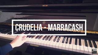 Crudelia (i Nervi)   Marracash (Piano Cover) + SPARTITO