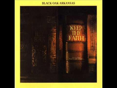 Black Oak Arkansas - Feet On Earth, Head In Sky.wmv