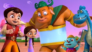 Super Bheem - Jadui Duniya Mein Jelly Party   Cartoons for kids in Hindi