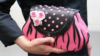 The Most Delicious Purse Ever *How To Make By CakesStepbyStep