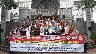 Tangerang Selatan Dekralasikan Larangan Kampanye di Rumah Ibadah
