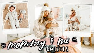 Matching Outfits With My Baby For A Week! | Aspyn Ovard