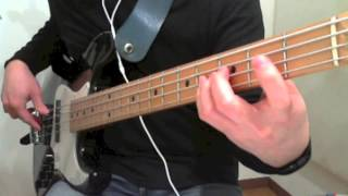 Little Milton - Grits Ain't Groceries - Bass Cover