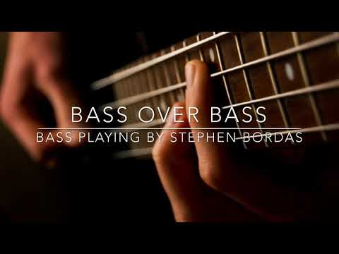 Bass Playing over Bass.