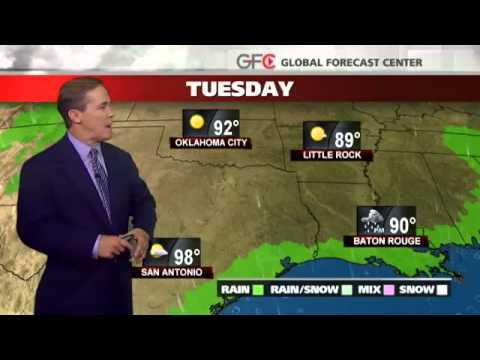 Austin's Weather Forecast
