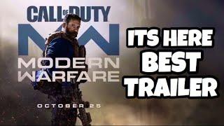 Official Call of Duty: Modern Warfare - Reveal Trailer (Hype)