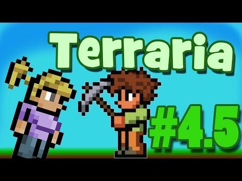 Terraria #4.5 - Bombardujeme meteorit | Gorrden & Fisťa