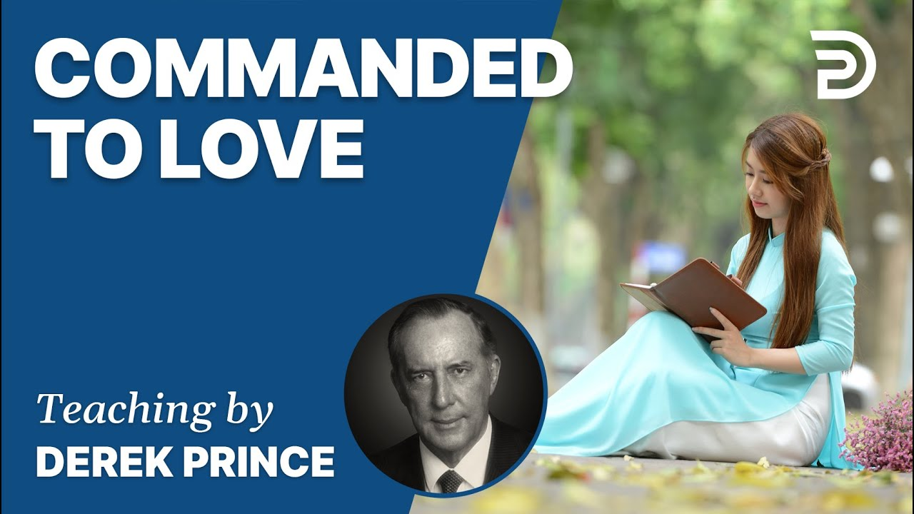 YouTube thumbnail for Commanded to Love