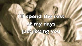 you are the love of my life by George Benson and Roberta Flack- lyrics