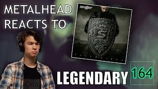 "METALHEAD REACTS TO MODERN ROCK: Skillet   ""Legendary"""
