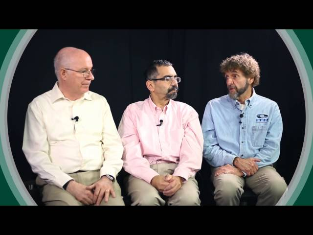 Professor Ron Lasky, Ph.D., Phil Zarrow, and Jim Hall discuss the SMT Processes Certification offered by SMTA.