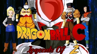 Dragon Block C The Legend Of Z Server   Episode 6 BROLY KICKED MY BUTT