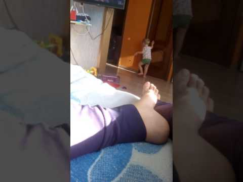 Как папа с сыном должен играть)))