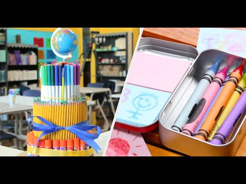 Arts & Crafts Hacks You Need To Know
