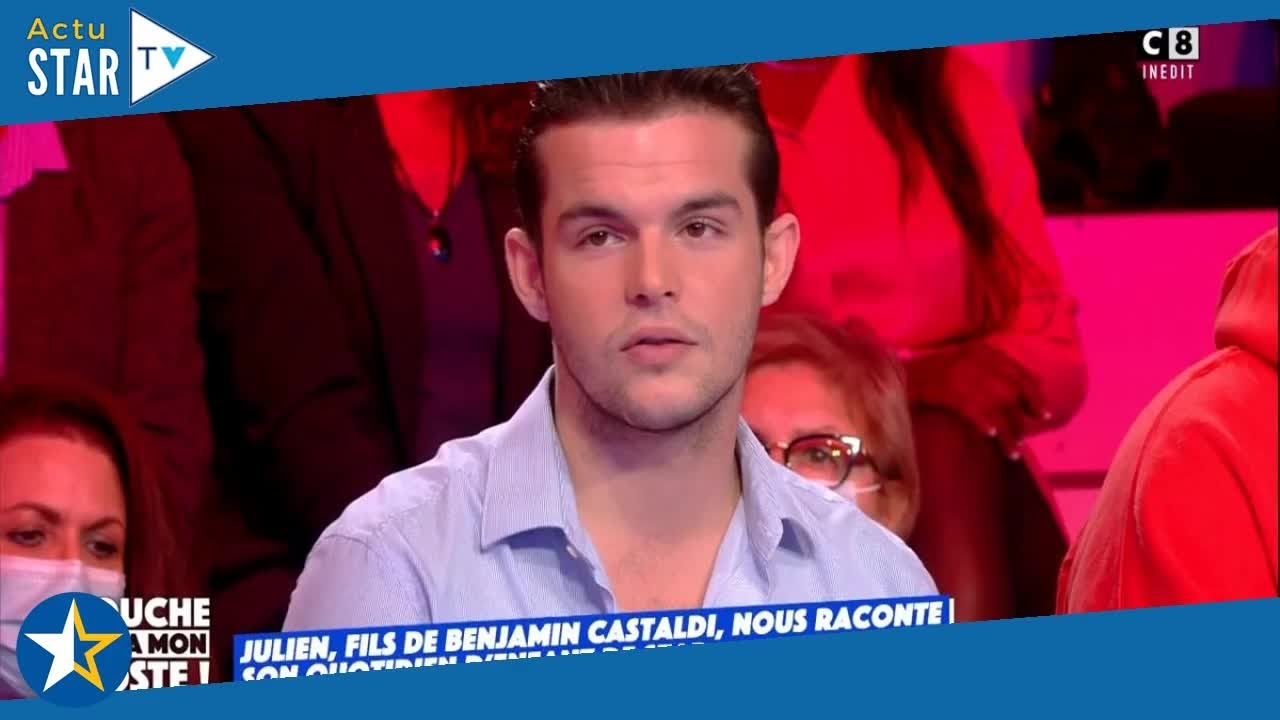 Julien Castaldi : Le jour où il a appris que son père pensait au suicide