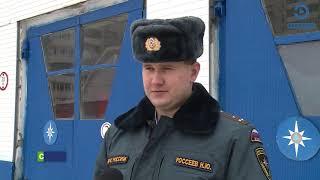 Пензенец получит ведомственную медаль МЧС России