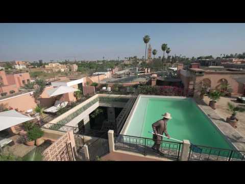 Riad La Villa des Orangers