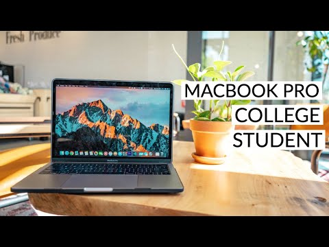 My MacBook Pro Experience as a College Student