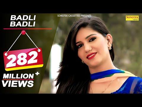 Badli Badli Laage | Sapna Chaudhary, Vicky Kajla | Tr Ruchika | Latest Haryanvi Songs Haryanavi 2018