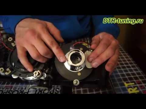Видео-обзор тюнинговой оптики на ВАЗ 2110, 2111, 2112 с ДХО видео