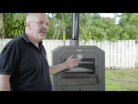 The Nuke 60 - Outdoor Oven