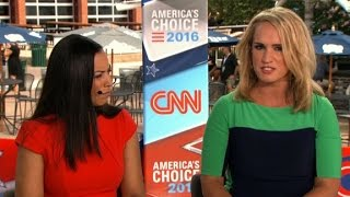 Angela Rye and Scottie Nell Hughes spar over Freddie Gray case