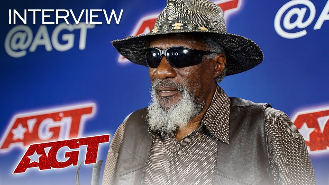 Interview: Robert Finley Recalls His Favorite Memory From AGT! - America's Got Talent 2019 thumbnail