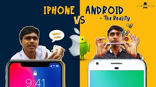 iPhone vs Android - The Reality