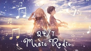 ★「24/7」Relaxing Music Radio | The Best of Relaxing Music ★